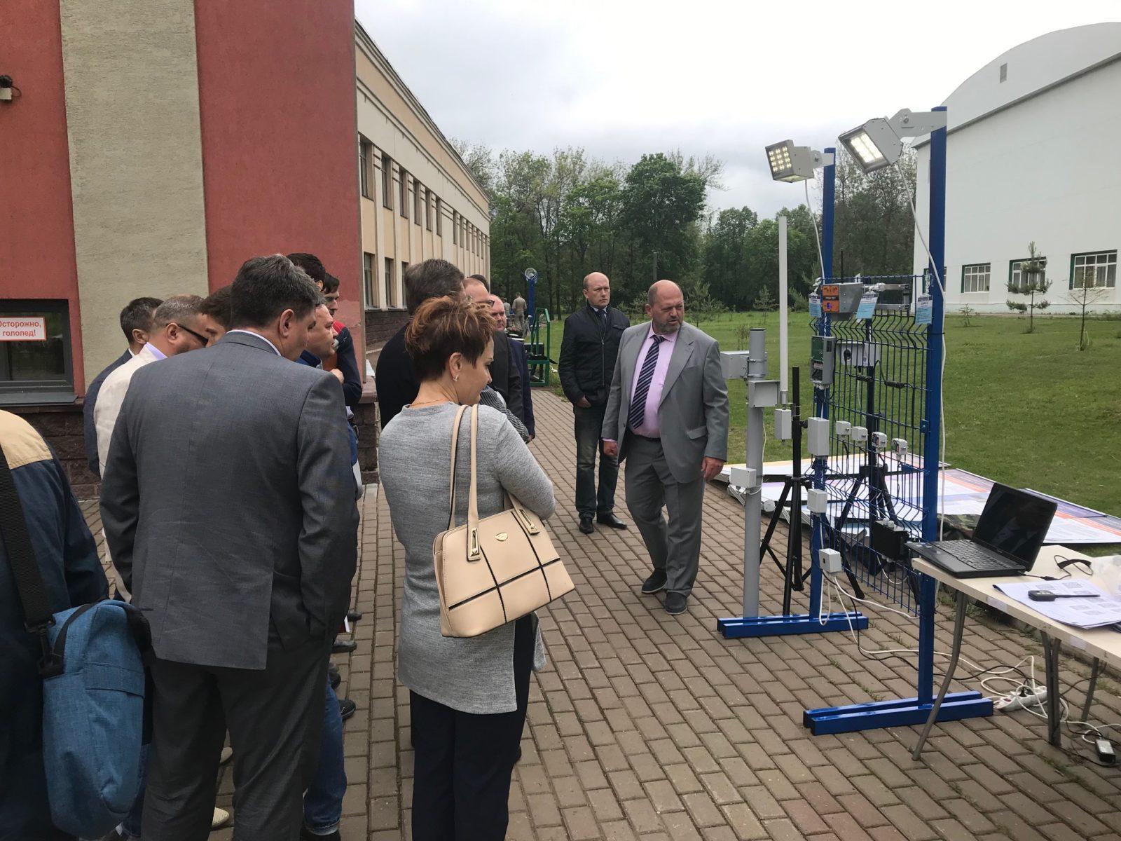 """Участие в совещании ПАО """"Транснефть"""""""